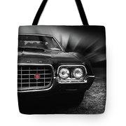 1972 Ford Gran Torino, Sport Fastback Tote Bag