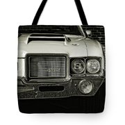 1972 Olds 442 Tote Bag