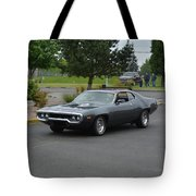 1972 Plymouth Roadrunner Grow Tote Bag