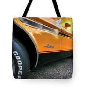 1973 Ford Mustang Tote Bag