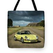 1973 Porsche 2.7 Rs Tote Bag