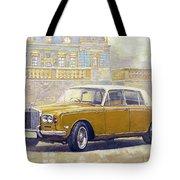 1973 Rolls-royce Silver Shadow Tote Bag