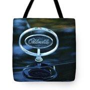 1975 Oldsmobile Hood Ornament Tote Bag