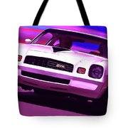 1978 Chevy Camaro Z28 Tote Bag