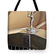 1978 Rolls-royce Hood Ornamaent Tote Bag