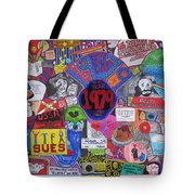 1979 Tote Bag by David Sutter