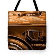 1980 Pontiac Trans Am Tote Bag
