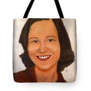 1980 Portrait Tote Bag