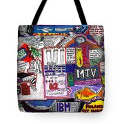 1981 Tote Bag by David Sutter