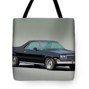 1983 Chevrolet El Camino 1 Tote Bag
