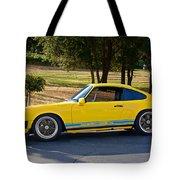 1983 Porsche Haut 911 Tote Bag
