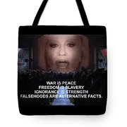 1984 Is Now Tote Bag