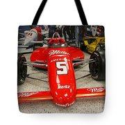 1985 Indy 500 Winner Danny Sullivan Tote Bag