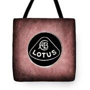 1986 Lotus Turbo Esprit Hcl Emblem -1734ac Tote Bag