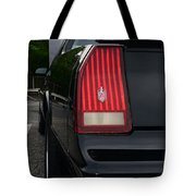 1988 Monte Carlo Ss Tail Light Tote Bag