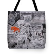1989 Tote Bag by David Sutter