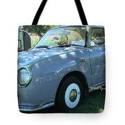 1991 Nissan Figaro Tote Bag