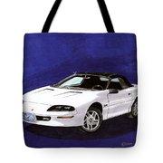 1995 Camaro Convertible Tote Bag