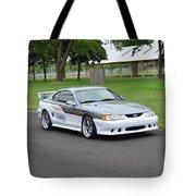 1995 Clarion Mustang Gt Herr Tote Bag