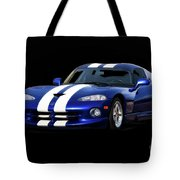 1995 Dodge Viper Coupe I Tote Bag