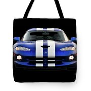 1995 Dodge Viper Coupe II Tote Bag