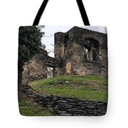 19th Century Church Foundation Tote Bag