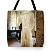 19th Century Wedding Dress Tote Bag