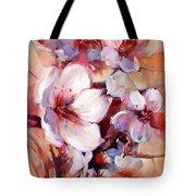 1almonds Blossom  13 Tote Bag
