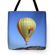 1b6347 Sonoma Thunder Hot Air Balloon Tote Bag