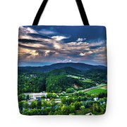 1st Image Of Elizabethton Tote Bag