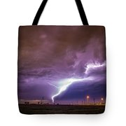 1st Severe Night Tboomers Of 2018 015 Tote Bag