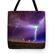 1st Severe Night Tboomers Of 2018 017 Tote Bag