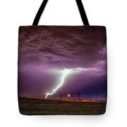 1st Severe Night Tboomers Of 2018 018 Tote Bag
