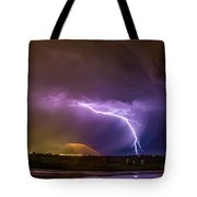 1st Severe Night Tboomers Of 2018 022 Tote Bag