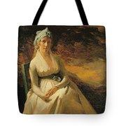 10202 Sir Henry Raeburn Tote Bag