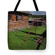 108 Mile House British Columbia Tote Bag