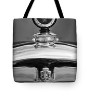 1926 Cadillac Series 314 Custom Hood Ornament Tote Bag