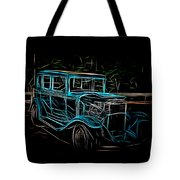 1931 Chevy Hot Rod  Tote Bag
