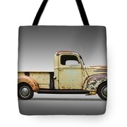 1946 Ford Pickup Truck Tote Bag