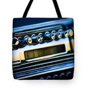 1947 Cadillac Model 62 Coupe Radio Tote Bag