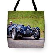 1950 Allard J2 Roadster Tote Bag