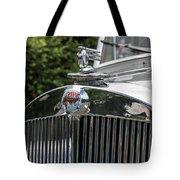 1952 Triumph Renown Limosine Tote Bag