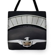 1958 Chrysler Imperial Emblem Tote Bag