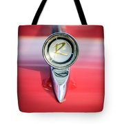 1961 Rambler Hood Ornament Tote Bag