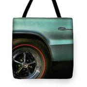 1966 Dodge Coronet 500 Tote Bag