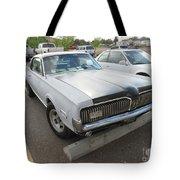 1968 Mercury Cougar Xr7 Tote Bag