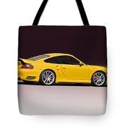 2001 Porsche 911 Turbo Tote Bag