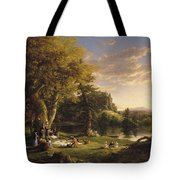A Pic Nic Party Tote Bag