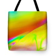 Abstract Colours. Tote Bag