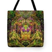 Abstract Graphics Tote Bag